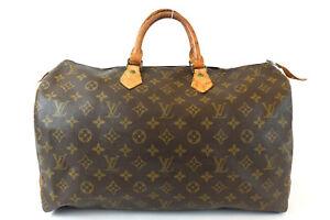 LOUIS VUITTON Speedy 40 Monogram handbag mini Boston bag M41522