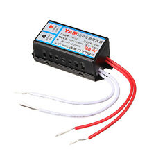 AC220V To AC12V 20W Power Supply Lighting Transformer Adapter Driver For LED G4