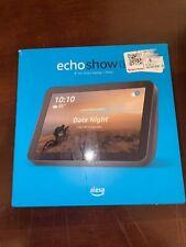 Amazon Echo Show 8 with Alexa  Black