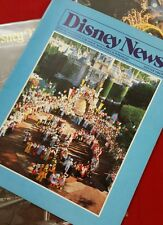 Disney News Magic Kingdom Club Winter 1984/1985 30th Anniversary Edition