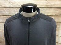 Under Armour Pullover Jacket Mens XXL Quarter Zip Gray