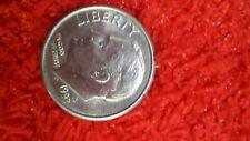 1997 D Roosevelt Dime Double Die Obverse & Reverse Error Coin