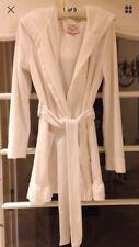 Juicy Couture soft bathrobe White Size S