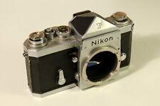 Nikon F Silber + Standard Eye-Level Viewfinder Prism finder