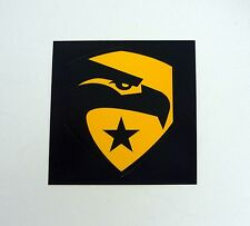 GI JOE EAGLE STICKER Rise of Cobra Logo Decal 2009