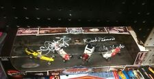 2001 Hot Wheels, Bruce Meyer Gallery, With 5 Authentic Autographs!