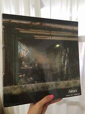 Fallout 4 Deluxe Vinyl Video Game Soundtrack 6 LP Record Box Set #/3000 NEW