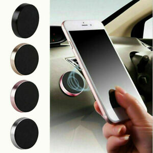 Magnetic Car Mobile Phone Holder Mount Universal Stand Grip iPhone Samsung