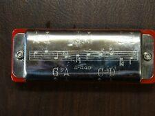 Vintage Wm.Kratt Chromatic Pitch Pipe A-440 Usa