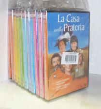 LA CASA NELLA PRATERIA - STAGIONE 9 COMPLETA - HOBBY & WORK - 11 DVD SIGILLATI