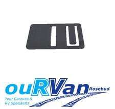 1 x NEW Dometic Fridge Door Spacer Lock Open Stay Card Blue Grey 3851147011