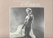FACTORY SEALED MINT Marilyn Monroe Wall Calendar Playboy 1992