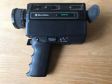 Bell and Howell 1225 XL Filmosonic Super 8 Film Camera