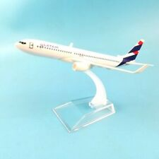 16CM LATAM METAL ALLOY MODEL PLANE AIRCRAFT MODEL TOY AIRPLANE 737