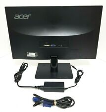 Acer H236HL 23 Inch Widescreen  IPS LCD HDMI DVI VGA Monitor 1920x1080, 1080p