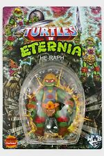 Teenage mutant ninja turtles MASTERS OF THE UNIVERSE custom TMNT MOTU