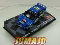 RMIT37F 1/43 IXO Rallye Monte Carlo 2002 : SUBARU IMPREZA WRC 2001 Mäkinen