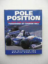 POLE POSITION.  GRAND PRIX RACING with Williams Renault. 1995.