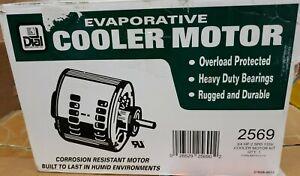 Dial  Metal  Black  Evaporative Cooler Motor Kit #