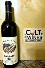 "W&S 97 pts! 2010 Diamond Creek ""Gravelly Meadow"" Napa Valley Cabernet Sauvignon"