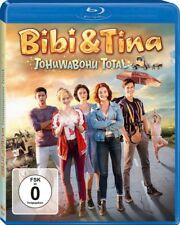 Blu-ray * BIBI & TINA - TOHUWABOHU TOTAL - KINOFILM 4  # NEU OVP KX