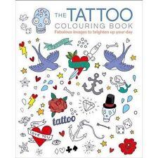 Tattoos 3 (Colouring Books), Arcturus Publishing, New Book
