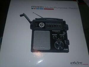 eton multi purpose radio FR300/Black