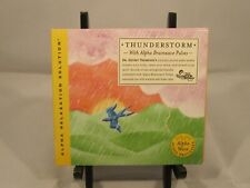 Thunderstorm with Alpha Brainwave Pulses by Jeffrey D. Thompson (CD,...
