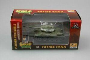 EASY MODEL® 36270 Russian Army T34/85 Tank Fertigmodell in 1:72