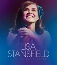 Live in Manchester by Lisa Stansfield (Blu-ray Disc, Aug-2015, Ear Music)