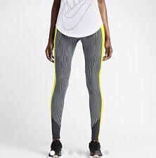 NWTs Nike RU Fly Womens Legging Pants Sz:S (644168 100) RP: $75