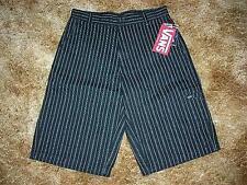 "VANS Young Men ""Behind Bars"" Black Shorts~Sz.14~$36~NWT"