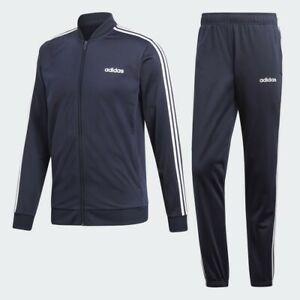 adidas Men's 3-Stripes Track Suit (Jacket & Pant) DV2468