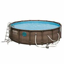 Steel Frame Above-Ground Pools for sale | eBay