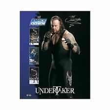WWE Poster Wall Art The Undertaker Smackdown Print Wrestling Mini 50 x 40cm 643