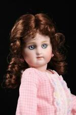 "New Listing10"" French Jumeau Bebe Antique Repro Cabinet Size Doll Compo Body By D Myers"