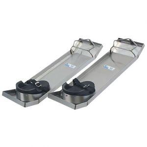 Kraft Tool Concrete Knee Boards Stainless Steel Lightweight
