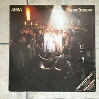 Abba _ Super Trouper _ Disco LP Vinile 33giri _ 1980 Epic Italy 1st press