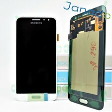 Original Samsung Galaxy J3 J320F (2016) LCD Display ServicePack GH97-18414A weiß