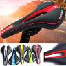 Bicycle Cycling Bike MTB Saddle Road Mountain Sports Hollow Cushion Gel Pad Seat