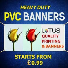 PVC Banner - Printed Outdoor Sign for Business   Bi PRINTED OUTDOOR   LARGE SIZE