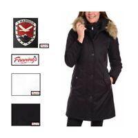 SALE! Women's MADISON EXPEDITION Vegan Fur Hooded Parka Coat Jacket VARIETY H43