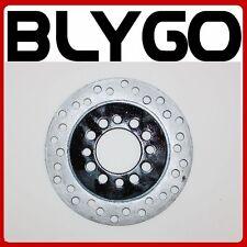 160mm Rear Brake Caliper Disc Disk Rotor 125cc 150cc Quad Dirt Bike ATV Buggy