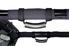 1976-2017 Jeep Wrangler & CJ Deluxe Padded Roll Cage Mount Grab Handles Pair