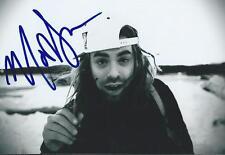 Mod Sun signed autograph Music Rapper Hippy Hop RARE COA LOOK!!