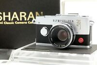 [Almost Unused Boxed] Megahouse Sharan Olympus PEN-F Model Minox Film From JAPAN