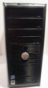 Dell Optiplex 755 PC Desktop (Intel Core 2 Duo 2.66GHz) Parts/Repair AS IS