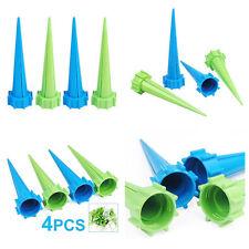 4X Arroseur Pointe Arrosage Bouteille Plastique Arrosage Automatique Plante Neuf