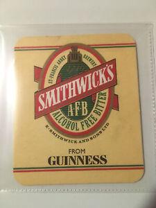 Smithwicks Beer Mat (13.3)