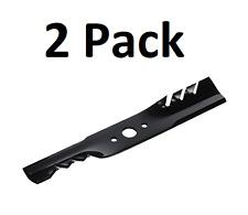 """38"""" Oregon Gator Mulch Lawnmower Blade Set (2) for Simplicity 1704856 1704101"""